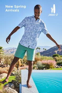 Our new arrivals are the ideal companion for the warmer days ahead. Whether you're soaking up the sun or relaxing in the shade, we've got the perfect hues to drive away the winter blues! Preppy Outfits, Summer Outfits, East Coast Prep, Stylish Men, Men Casual, Gq Mens Style, Men Fashion, Fashion Outfits, Gray Whale