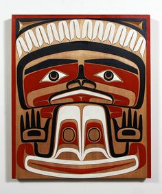Time Traveller - Dean Hunt - Red Cedar Panel