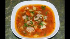 A warm and filling soup. The tapioca binds the artichoke and tofu into a nice, lightly chewy drop dumpling. This makes 4 small bowls or 2 large ones. Drop Dumplings, Meatball Soup, Tahini, Brown Rice, Artichoke, Fitness Diet, Tofu, Kale, Thai Red Curry