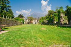 Forte di Fuentes a Colico http://www.italianlakestours.com/visita-al-forte-di-fuentes-di-colico/