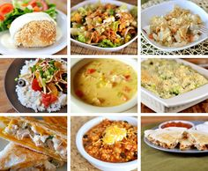 Top 10 recipes for turkey leftovers