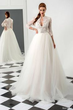 Bien Savvy Wedding Dress 2015 Bridal Collection.
