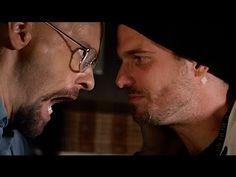 Final showdown between Walt and Jesse, again.  Breaking Bad Parody by Chris Moss
