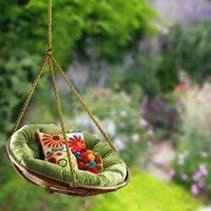 23 Best Hanging Swing Baskets Images Swinging Chair