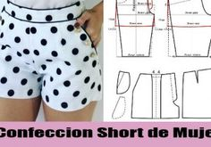 uses cookies to improve your experience. We'll assume you're ok with this, but you can opt Sewing Shorts, Dress Sewing Patterns, Fashion Sewing, Crochet Clothes, Casual Shorts, Womens Fashion, Dresses, Plaster, Google