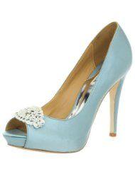 Amazon.com: badgley mischka bridal shoes: Shoes