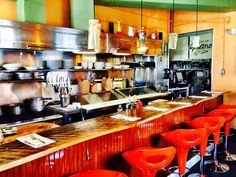Grano Pasta Bar – Baltimore (Exploring the East Coast) Delicious Destinations, Pasta Bar, Places To Eat, Baltimore, Maryland, New England, New Homes, East Coast, Exploring