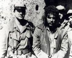 La ultima foto del Che Guevara con vida