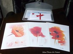 Papier à lettres Coquelicots de Céline Photos Art Nature Celine, Tattoos, Nature, Blog, Photos, Art, Poppies, Letters, Paper