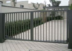 Exterior. A variety of beautiful designs for gates   Mboyok Awesome Home And Architecture Ideas