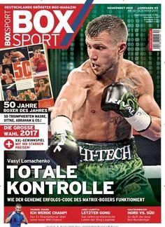@VasylLomachenko - Totale Kontrolle: Wie der Erfolgscode des Matrix-Boxers funktioniert. In @BoxSportMagazin:  #Boxen