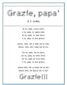 Festa del papà – Maestra P.I.C. Papi, My Job, Perfect Party, Fathers Day, Education, School, Messages, Psicologia, Photos