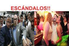 LOS 6 PEORES ESCANDALOS SEXUALES DE LOS POLITICOS MEXICANOS //EL NOPAL T...