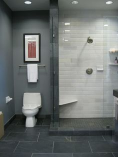 How a bathroom should look ~ clean and simple