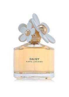 Bright. Flirtatious. Free Spirit. Enter the world of Daisy: Fresh and feminine, with a playful innocence. Always elegant, always enchanting but not too serious Daisy for Women Eau de Toilette by Marc Jacobs is a sparkling floral bouquet.