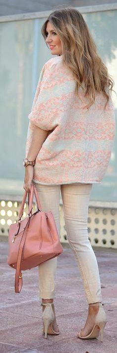 Pull & Bear Multicolor Half Sleeve Ethnic Print Kimono by Mi Aventura Con La Moda