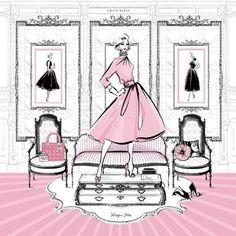 Imagem de pastel, pink, and dior