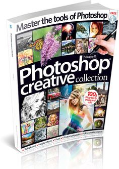 Improve your editing skills with the Photoshop Creative Collection Volume 11 book from Imagine Bookazines!