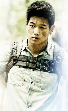 The Maze Runner - Minho<-----Minho is like the best book character ever made!!!~you're the shuckiest shuck-faced shuck there ever was~ Minho
