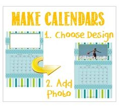 Make A Free Personalized Calendar For Grandma Or Grandpa With Photos Of Their Grandchildren It Is Perfect Useful Gift That They Will Cherish