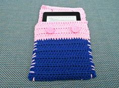 Cover for Kindle Paperwhite- Pink and Blue $25