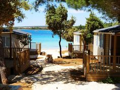 Camping Simuni en Croatie