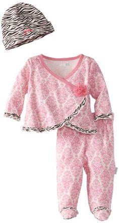 Vitamins Baby-Girls Newborn Damask Print Cardigan Pant Set, Pink, 3 Months Vitamins Baby,http://www.amazon.com/dp/B00EAOTA6C/ref=cm_sw_r_pi_dp_p1c6sb17SXW14E90