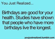 You Just Realized- lol found this and it is my birthday. Teen Posts, Teenager Posts, Really Funny, The Funny, You Just Realized, Teenager Quotes, Have A Laugh, Humor, Funny Quotes