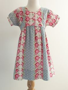 Girl's Dress Fabiola by Capicua
