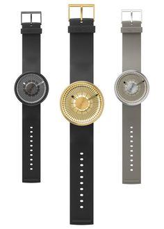 Trio of happy watches