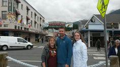7•13•16 《Ketchikan Alaska family photo minus Abby》