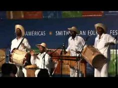 Smithsonian Folkways Artist Cantadoras del Pacífico perform at 2009 Smithsonian Folklife Festival - YouTube