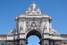 Elevador do Arco da Rua Augusta em Lisboa abriu no dia 9 Agosto 2013   #Lisboa   #Portugal   Escapadelas ®