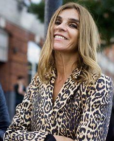 Carine Roitfeld: never one to mince her words. Over Vogue Paris Emmanuelle Alt, Runway Fashion, Girl Fashion, Fashion Trends, Fashion Days, Barbara Martelo, Parisienne Chic, Carine Roitfeld, Mademoiselle