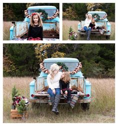 Don't forget to share this post (or this post even if its not your session!) using the buttons at the bottom of the post. I also encourage pinning, and face booking anything you love in your post. This is where I am supposed to describe this photo, but Old Truck Photography, Texas Photography, Children Photography, Photography Ideas, Christmas Truck, Christmas Photo Cards, Christmas Photos, Family Christmas, Celina Texas