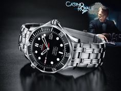 Replica Omega Seamaster James Bond 007 Quantum of Solace Limited Edition Review - replica watch for sell