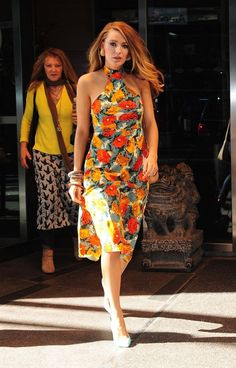 Blake Lively..... - Celebrity Fashion Trends
