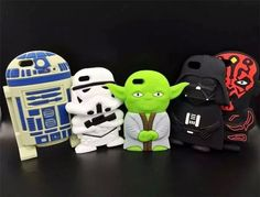 Silicone Phone Cases Cover For iPhone Star Wars merchandise http://funstarwars.com/shop/star-wars-phone-gadgets/silicone-phone-cases-cover-for-iphone/ 13.25 Type:Case Model Number:For Apple iPhone