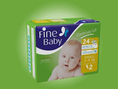 Fine Baby Small Diapers
