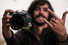 Protegiendo el equipo de foto con easyCover. ¿A quien no le gusta tener su equipo en buenas condiciones?  Más info y primeras impresiones en el blog. www.jesusmier.com/blog  #jesusmieblog #fotografodeportivo #easycover