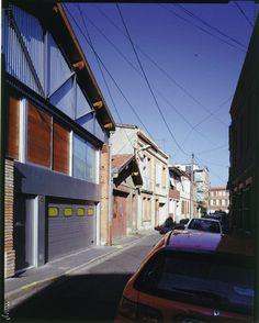 Loft en centre ville de Toulouse, France par PPA