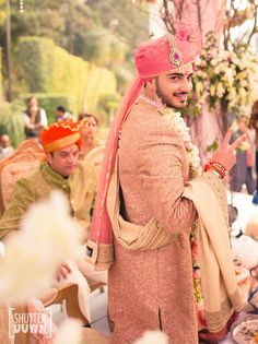 Picture from Nikita & Sahil Photo Gallery on WedMeGood. Browse more such photos & get inspiration for your wedding Mens Wedding Wear Indian, Wedding Dresses Men Indian, Groom Wedding Dress, Indian Wedding Couple, Wedding Suits, Wedding Couples, Indian Weddings, Wedding Men, Farm Wedding