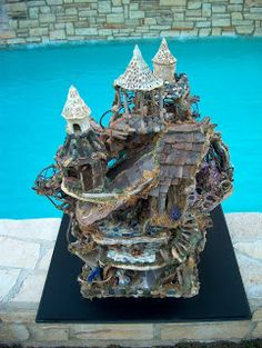 Beautiful Art: Fairy Castle, more photos......