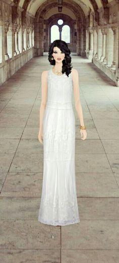 Edwardian princess
