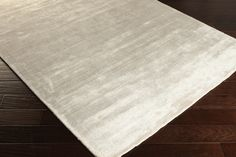 Pure Shimmer Rug in Ivory