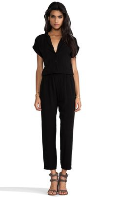 The perfect jumpsuit. Dress up or down. Splendid