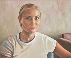 Del Kathryn Barton, Adam Hills, Karen Black, Australian Painting, Miniature Portraits, Good Listener, The Guardian, Looking For Women, The Fosters