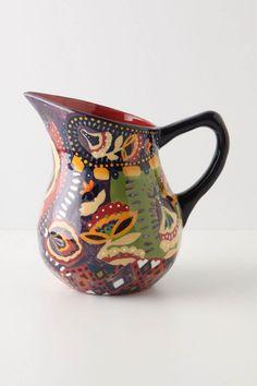 Gorgeous pitcher