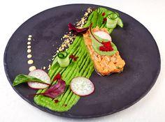 Ресторан Де Марко - фотография 21 - Тар-тар из лосося