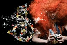Bjork- I am super excited about her new music!